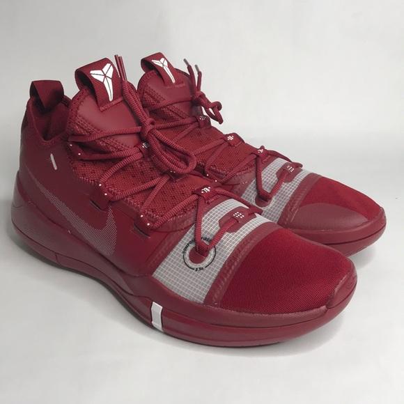size 40 c1b8f 98c93 New Nike Kobe AD TB Promo Team Red A.D. Exodus